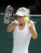 Сабина Лисицки, фото 8. Sabine Lisicki Wimbledon 2011 - SemiFinal Match, photo 8