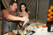 Дита Вон Тис, фото 1575. Dita Von Teese - Signature Cocktail launch in Dallas 27/07/'11, foto 1575