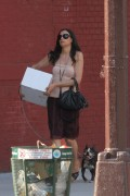 Фамке Янссен, фото 727. Famke Janssen - Out and about in West Village 10/08/'11, foto 727