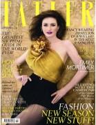 Emily Mortimer Tatler Magazine Sept.'11
