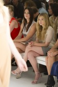 ce8de0149728597 Ashley Greene and Chloe Moretz @ Calvin Klein Spring 2012 fashion show, Sept 15 high resolution candids