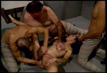 Prison Forced Rape Perversion scene1
