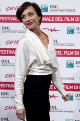Кристин Скотт Томас, фото 78. Kristin Scott Thomas 'The Woman in the Fifth' Photocall at the International Rome Film Festival (30.10.2011), foto 78