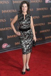 Марша Гэй Харден, фото 25. Marcia Gay Harden 'Immortals 3D' Los Angeles premiere at Nokia Theatre L.A. Live on November 7, 2011 in Los Angeles, California, foto 25