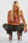 Барби Бланк (Келли Келли), фото 464. Barbie Blank (Kelly Kelly) Chad Martel Photoshoot 2012, foto 464