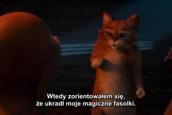 Kot w butach / Puss in Boots (2011) PLSUBBED.DVDSCR.XviD-Sajmon