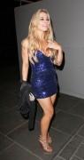 Аманда Харингтон, фото 40. Amanda Harrington – Outside Anaya Nightclub – London – Jan. 12, 2012, foto 40