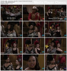 JENNA VON OY - *WOW* -The Parkers -  &amp;quot;The Good, the Bad, and the Funny&amp;quot; - *great *** and legs*
