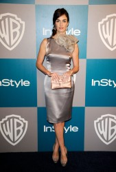 Paz Vega @ Warner Bros InStyle Golden Globe party, LA 15.01.12  - 4 HQ