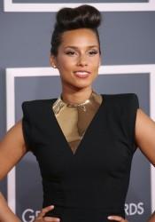 Алиша Киз (Алисия Кис), фото 3009. Alicia Keys 54th annual Grammy Awards - 12/02/2012 - Red Carpet, foto 3009