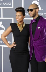 Алиша Киз (Алисия Кис), фото 3055. Alicia Keys 54th annual Grammy Awards - 12/02/2012 - Red Carpet, foto 3055