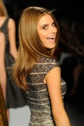Maria Menounos On The Runway @ Pamella Rolland Fall 2012 Fashion Show in NYC February 14, 2012 HQ x 7