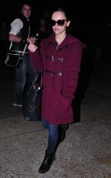 Кристина Ричи, фото 2604. Christina Ricci at Lax, february 21, foto 2604