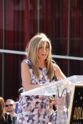 Дженнифер Анистон, фото 8650. Jennifer Aniston Inducted into the Hollywood Walk Of Fame - February 22, 2012, foto 8650
