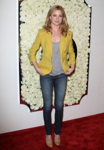Эмили Ванкамп, фото 817. Emily VanCamp QVC's'Buzz On The Red Carpet' Cocktail Party at Four Seasons Hotel in Beverly Hills - 23.02.2012, foto 817