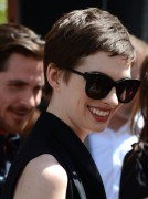 Anne Hathaway - Christopher Nolan handprint ceremony in Hollywood 07/07/12