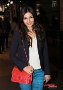 Victoria Justice - Out in NYC April 2012