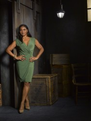 Tamala Jones - Castle Season 5 Promo pictures! 8-30-12