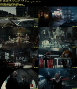 Dark Shadows (2012) DVDRip 450mb