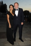 Salma Hayek - Gucci Award for Women in Cinema at Venice Film Fest 08/31/12