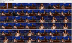 Lauren Graham @ Conan | September 5 2012